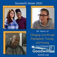 GOODWILL® WEEK CELEBRATES THE POWER OF TEAMWORK