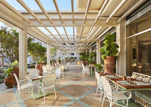 Florie's Terrace