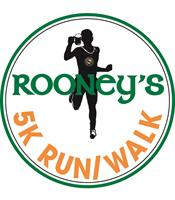 13th Annual Rooney's 5k- New Date Saturday, December 19, 2020!