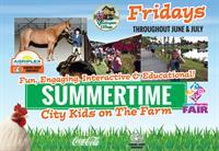 City Kids on the Farm