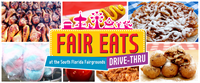 Fair Eats Drive-Thru at the South Florida Fairgrounds