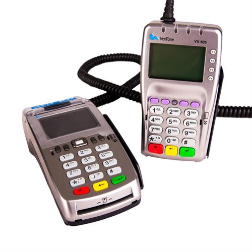 EMV compliant equipment only