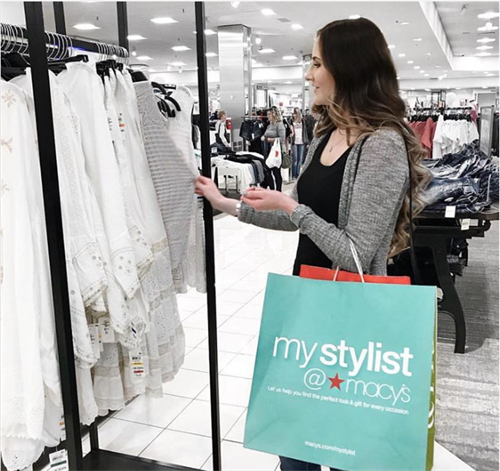 Visit our myStylist, Jae, for all the latest trends catered just for you!