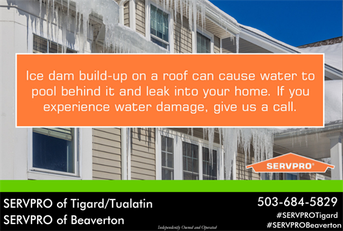 Did your property experience damage due to freezing weather? We can help.