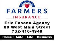 Eric Fasano Agency - Farmers Insurance