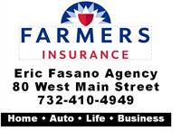 Eric Fasano Agency - Farmers Insurance