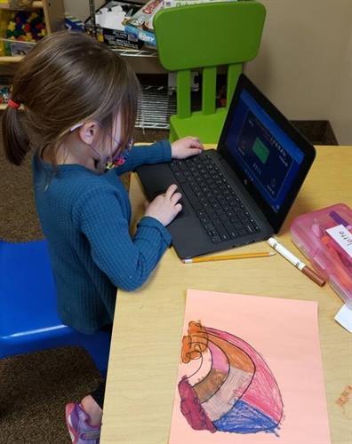 Virtual Learning for School Children