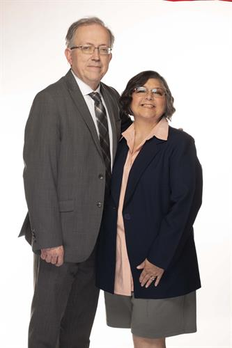 Michael and Gilda Healy ,owners of Healy Brokerage