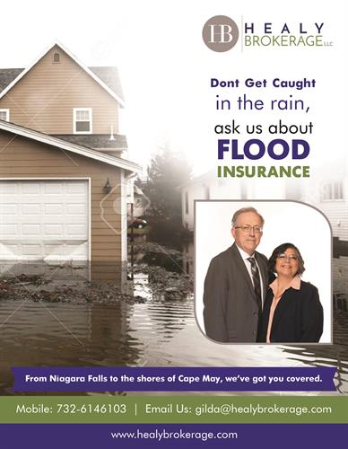 Flood insurance services