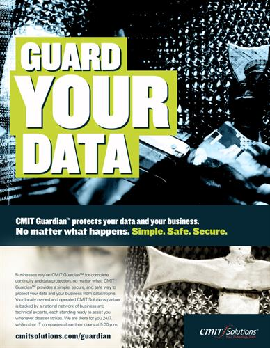 Guard Your Data - Simple, Safe & Secure