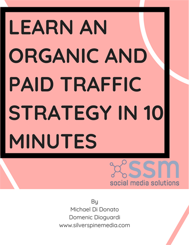 Our ebook https://www.subscribepage.com/Learnorganicandpaidtrafficin10mins