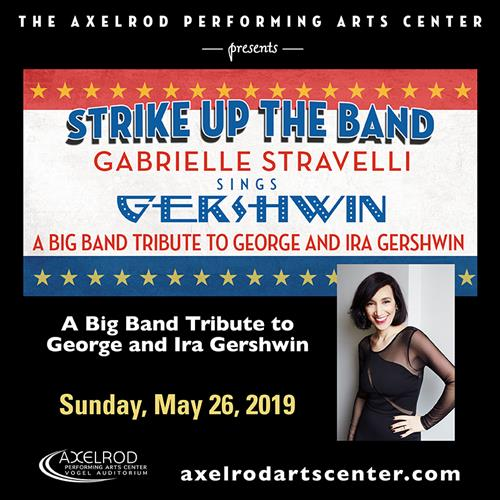 Strike Up the Band with Gabrielle Stravelli