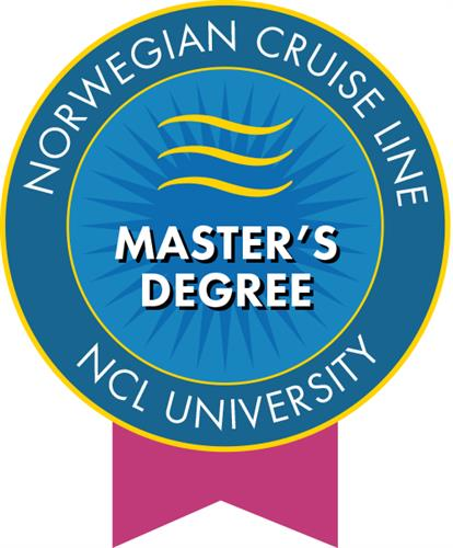 Norwegian Cruise Line NCL University Master's Degree