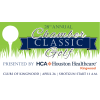 Chamber Classic Golf Tournament Presented by HCA Houston Healthcare Kingwood