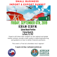 Small Business Import & Export Summit