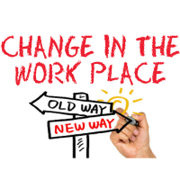 Seminar - Change in the Workplace Presented by Minuteman Press - Humble