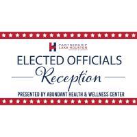 Elected Officials Breakfast Reception Presented by Abundant Health & Wellness Center