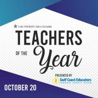 Teachers of the Year Presented by Gulf Coast Educators Federal Credit Union