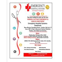Grand Opening and Ribbon Cutting Emergency Healthcare Systems Deerbrook