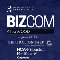 Kingwood BizCom Presented by HCA Houston Healthcare Kingwood & Generation Park
