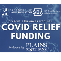 SBA Business Webinar: Covid Relief Funding Presented by Plains State Bank
