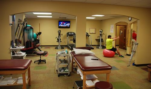 Physical Therapy - Atascocita Location