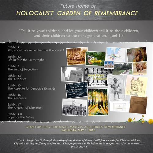 Future Holocaust Garden of Remembrance