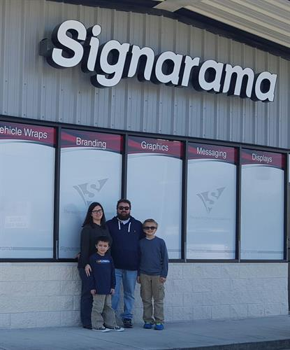 Our shop!