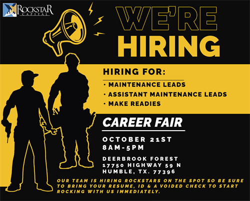 Send us your resume at careers@rockstar-capital.com!