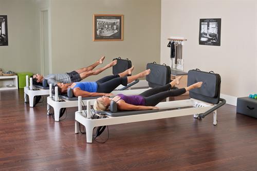 Jump Board Cardio Class