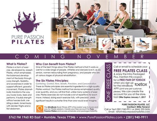 Free Reformer Pilates Class