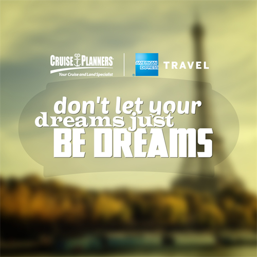 Where will your dreams take you?