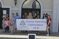 News Release: 9/23/2019  Grand Opening Celebration a huge success for Triquetra Apothecary Etc., LLC