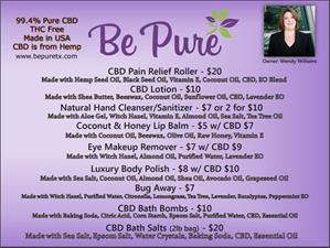 Be Pure Natural Products