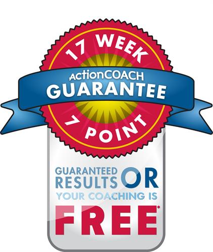 ActionCOACH's 17-Week Guarantee!