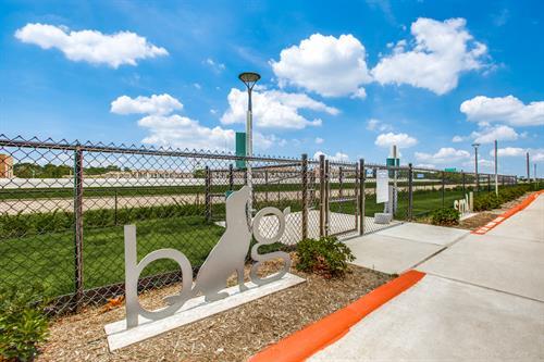 255 Assay Dog Park Signage