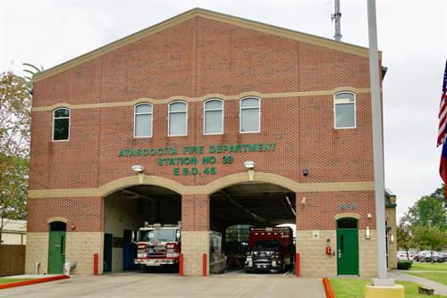 AFD Station 39 located at 19219 Oak Timbers Dr.