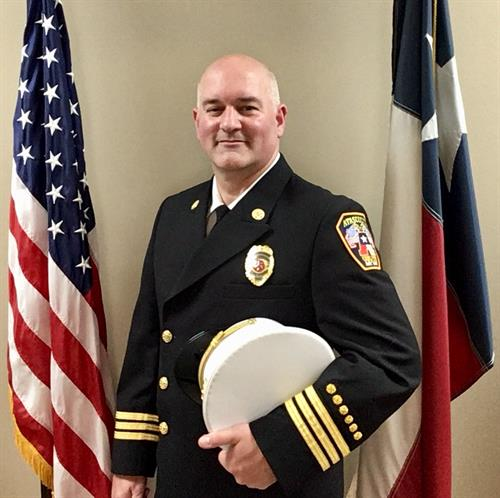 Assistant Chief - Emergency Medical Services - Sean Conley