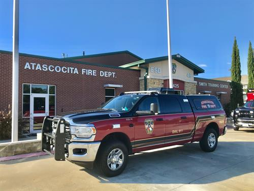 AFD Administrative Headquarters located at 18425 Timber Forest Dr.