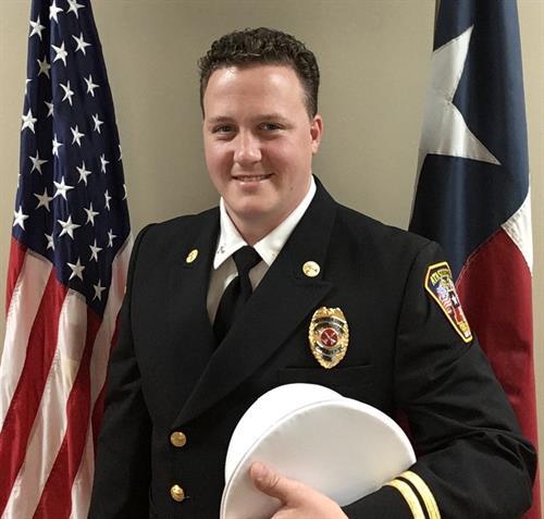 Battalion Chief - David Roark