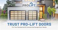 Prolift Garage Doors of The Woodlands