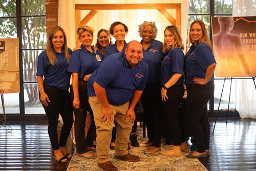 Meet our full Healthcare Team
