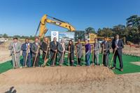 Humble ISD breaks ground for North Transportation Center, North Agricultural Science Center and new Kingwood Middle School