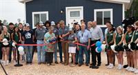 Kingwood Park High School Dedicates Latest Tiny Home, Donates Vehicle to Veterans