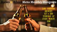 Brews & Bibles Mens Hangout