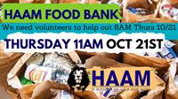 HAAM Food Bank