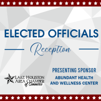 Elected Officials Reception: December 13, 2019