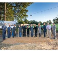 Humble ISD breaks ground on new middle school plus additions and renovations for Humble High School