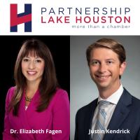 Partnership Lake Houston Welcomes Two New Executive Board Members