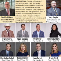 Top 4 Under 40 Honorees to Be Recognized at Leadership Awards Luncheon on July 20